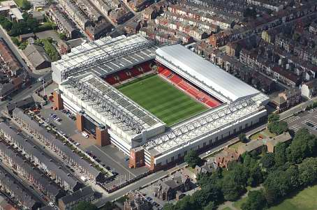 Anfield and Liverpool FC need to get back to producing some great community engagement and relations
